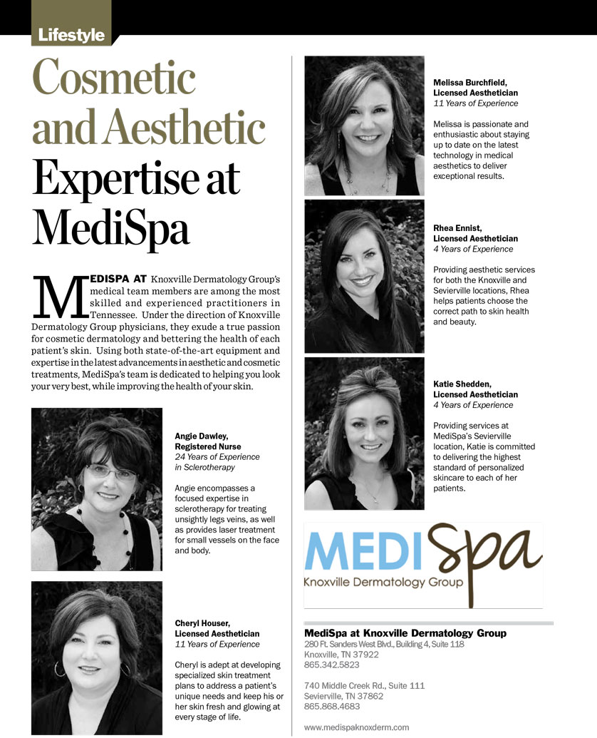 MediSpa-Article.Everything-Knoxville.November-2014