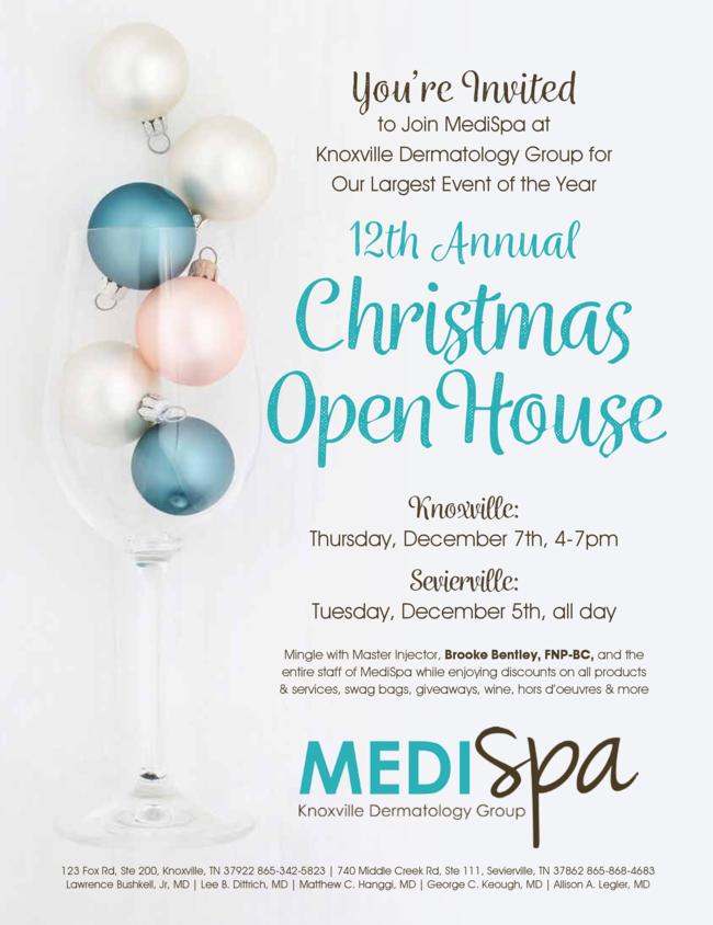 Medispa Open House Image